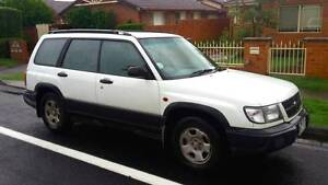 1998 Subaru Forester Wagon Werrington County Penrith Area Preview