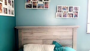 HOMEMADE CUSTOM HEADBOARDS