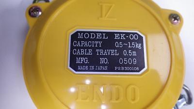 Spring Balancer Endo Ek-00 0.5- 1.5kg 1.1 - 3.3 Lbs   Usa Seller