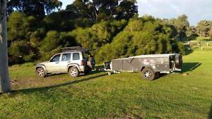 PMX Coorong Camper  Trailer Wirrina Cove Yankalilla Area Preview