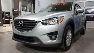 2016 Mazda CX-5 GS, AWD, TOIT, SIEGES CHAUFFANTS, BLUETOOTH, MAG