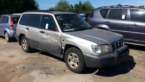 2000 Subaru Forester, HATCH, SILVER MANUAL, 2L, NOW IS WRECKING Kudla Gawler Area Preview