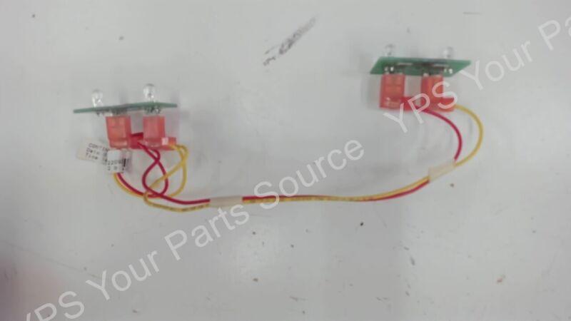 Ge Refrigerator Dispenser Display Lights  200d6129g003