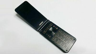 (*USED*) SAMSUNG GALAXY FOLDER 2 SM-G160N QUAD-CORE 16GB UNLOCKED PHONE (BLACK)