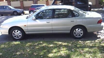 2001 Toyota Avalon Sedan Strathfield Strathfield Area Preview