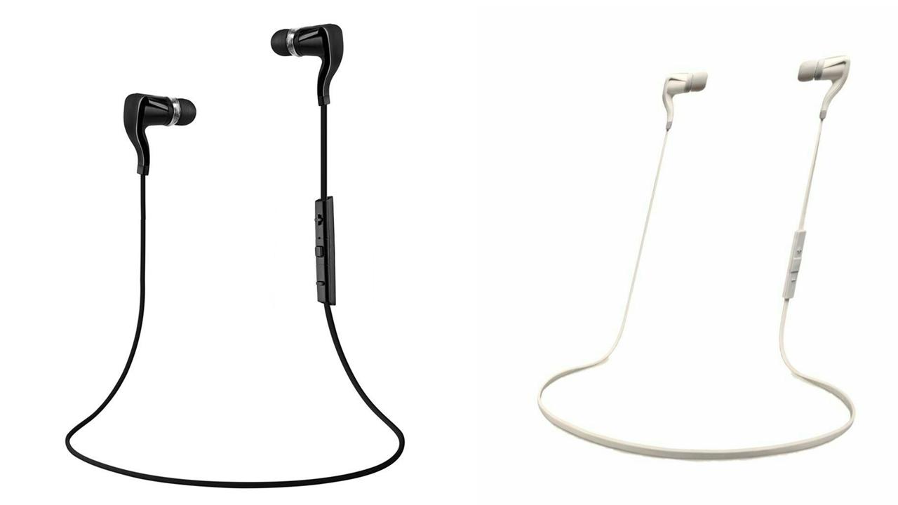 Plantronics BackBeat Go 2 Wireless Hi-Fi Earbud Headphones-