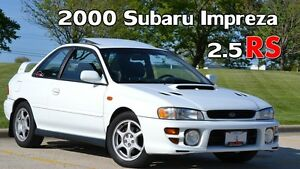 Looking for Impreza coupe 2 door