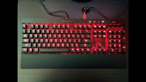 Corsair K70 Red LED w/ Cherry Red