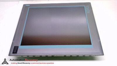 Siemens 6av7424-0aa00-0gt0 Warranty 1yr Hmi Ipc477c Operator Interface 214734