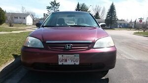 2002 Honda Civic $1750