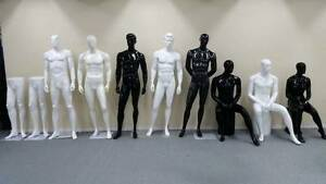 Fiberglass Mannequins from $80 to $180 Brunswick Moreland Area Preview