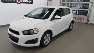 2014 Chevrolet Sonic LS, A/C, bluetooth NO DAMAGE REPORT