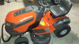 Husqvarna TS 242 Ride on mower Victoria Point Redland Area Preview