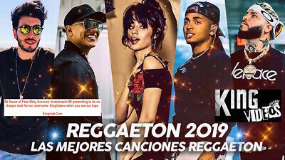 2019 REGGAETON 62 Music Videos 2 DVDs Ft Farruko Bad Bunny Ozuna J. Balvin Anuel