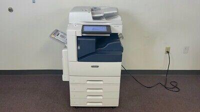 Altalink C8035 Color Copier Machine Network Printer Scanner Fax Int. Finisher