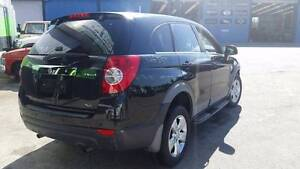 Holden Captiva, 2010, 2.0l Turbo Diesel, Auto.  Now Dismantling Wollongong Wollongong Area Preview