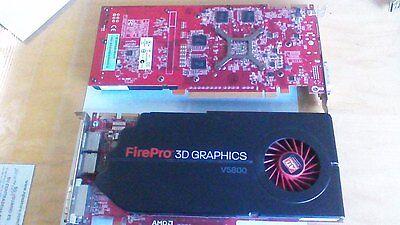 AMD FIREPRO 3D GRPAHICS V5800 1 GB DVI GRAPHICS CARD - 7120084100G