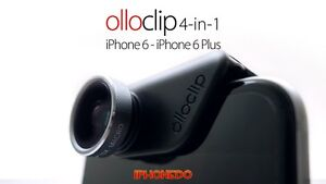 Olloclip for IPhone 6/6s 4 in 1 camera lens