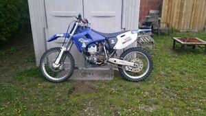 1998 Yamaha yz400f