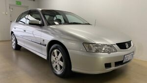 2003 Holden Commodore VY Acclaim Silver 4 Speed Automatic Sedan