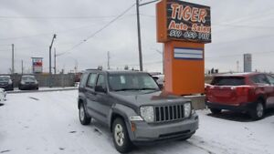 2012 Jeep Liberty Sport**4x4**ONLY 144KM**NO ACCIDENT**CERT
