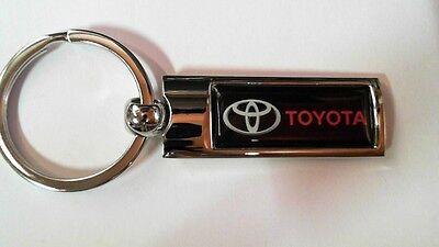 Toyota Keyring Schlüsselanhänger Stylish Top