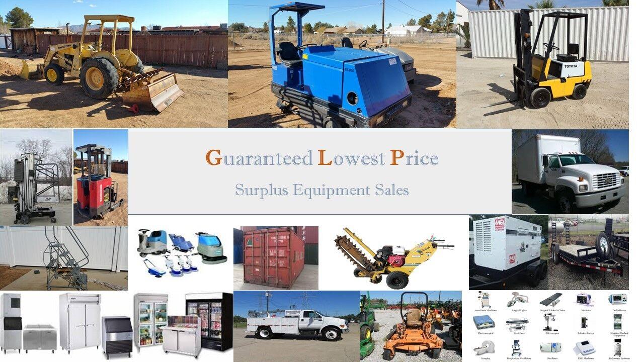 GLP Surplus Equipment Sales