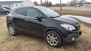 2014 Buick Encore - Leather