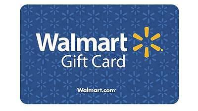 $200 WALMART GIFT CARD WAL-MART BIRTHDAY $200 VALUE Party