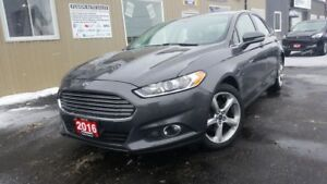 2016 Ford Fusion AWD-BACK UP CAMERA-SPORT PKG-HEATED SEATS