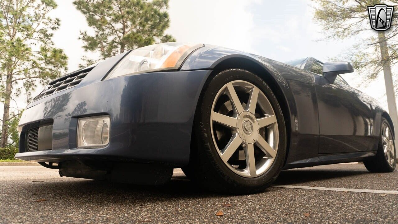 Blue Steel 2005 Cadillac XLR  4.6L V8    F DOHC 5A w/ OD Available Now!