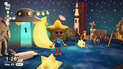 ANIMAL CROSSING SPACE SET: 22 DIY of ROCKET, UFO, SHUTTLE, AND MUCH MUCH MORE!!