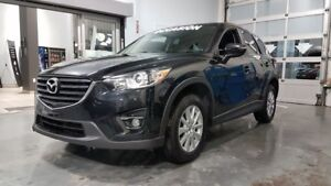 2016 Mazda CX-5 GS, AWD, TOIT, SIEGES CHAUFFANTS, BLUETOOTH, MAG