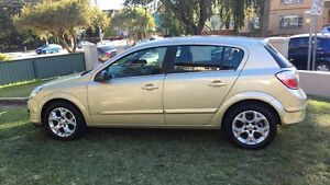 2005 Gold Holden Astra CDXI Manual Hatchback Canterbury Canterbury Area Preview