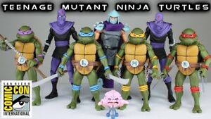 Neca teenage mutant ninja turtles comic con 2017 exclusive set