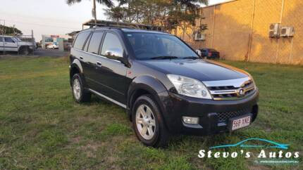 2010 Great Wall X240 Wagon