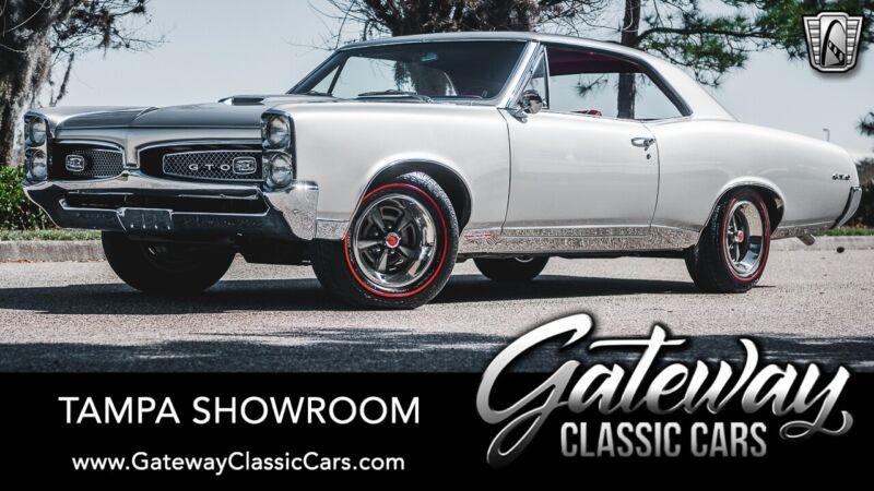 Image 1 Voiture Américaine de collection Pontiac GTO 1967