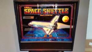 SPACE SHUTTLE - Pinball Machine by Williams Brisbane City Brisbane North West Preview