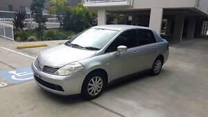 **2007 Nissan Tiida - 6 MONTHS REGO - RWC - ECONOMICAL - LOW KS Labrador Gold Coast City Preview