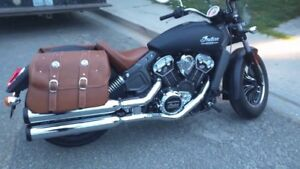 Indian Scout Sixty Stock Pipes