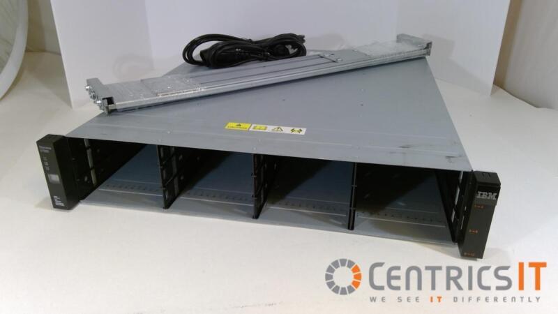 """2076-212 Storwize V7000 G1 Expansion Enclosure 3.5"""" *Rails CTO"""