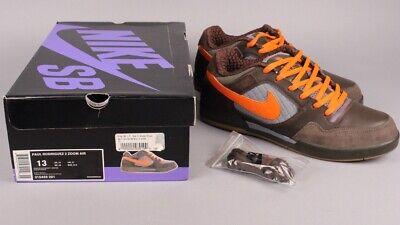 bbf52ae89b9 2006 Nike Dunk Sb Paul Rodriguez P-Rod Jordan Size 13 Low Premium OG  Supreme B