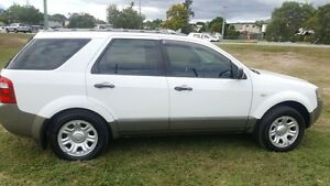 2008 Ford Territory Wagon/ 7 SEATER/RWC/WARRANTY AVAILABLE
