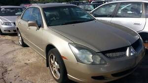 2003 Mitsubishi Magna TL, AUTO, 3.5, GOLD, NOW IS WRECKING Kudla Gawler Area Preview