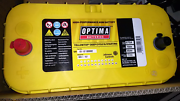 Optima Yellow Top -  AGM Deep Cycle Battery - Brand new Canning Vale Canning Area Preview