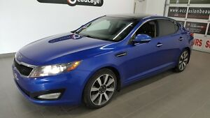 2011 Kia Optima EX LUXE, toit panoramique, navigation, cuir