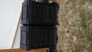 Bacs pour le composte 25$ pour les deux