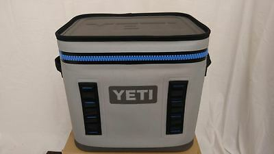 YETI Hopper FLIP 12 can GRAY Soft Side Cooler  BRAND NEW!!! + FREE SHIPPING!!!