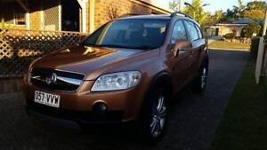 2006 Holden Captiva 4x4 Wagon 7 Seater leather trim VGC Sunnybank Brisbane South West Preview