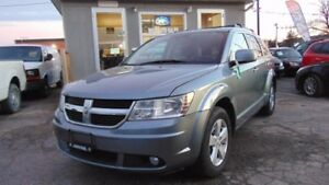 2010 Dodge Journey SXT 7 PASS | SUNROOF | ALLOYS | **CERTIFIED**